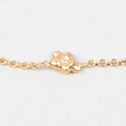 tiphine. Armband Janna (vergoldet)