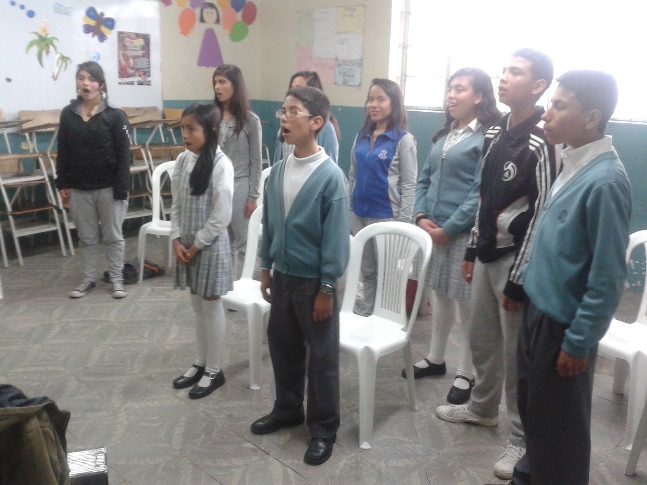 Ensayo 20 de Noviembre de 2013 Centro de Memoria Histórica Bogotá Colombia