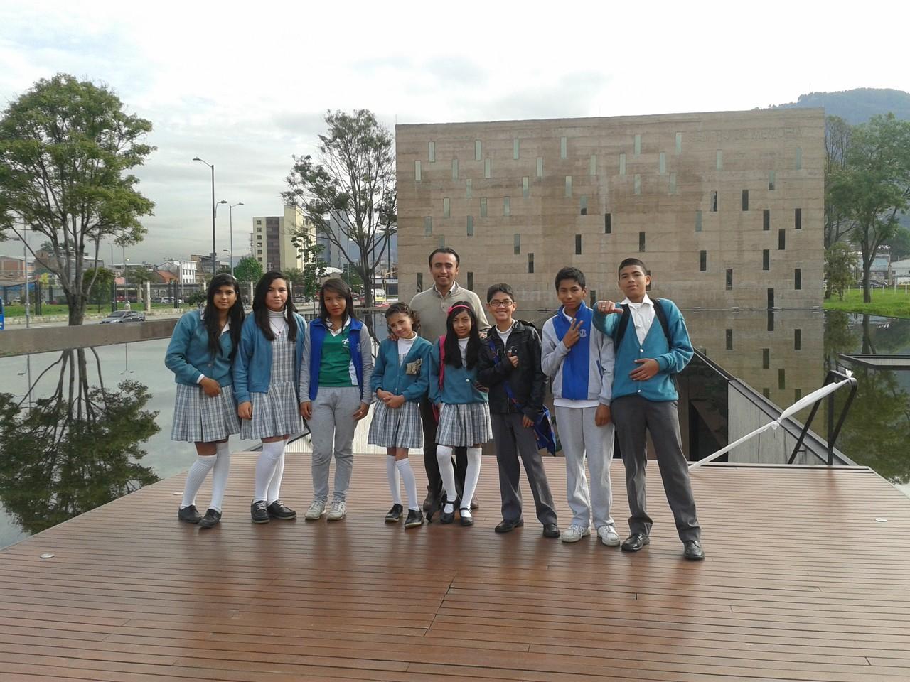 Ensayo 14 de Noviembre de 2013 Centro de Memoria Histórica Bogotá Colombia