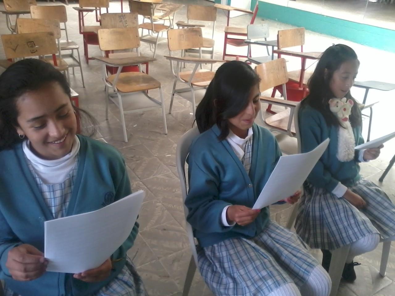 """Ensayo 10 de Agosto de 2012. I.E.D. Sede """"D"""" Carlos Alban Olguín J.F.R."""