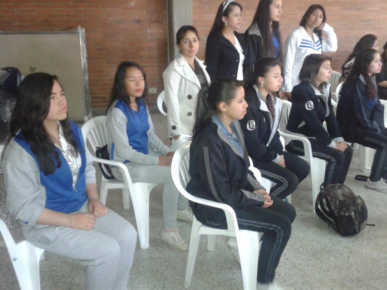 Ensayo ¡Canta Bogotá Canta! Noviembre 28 de 2013