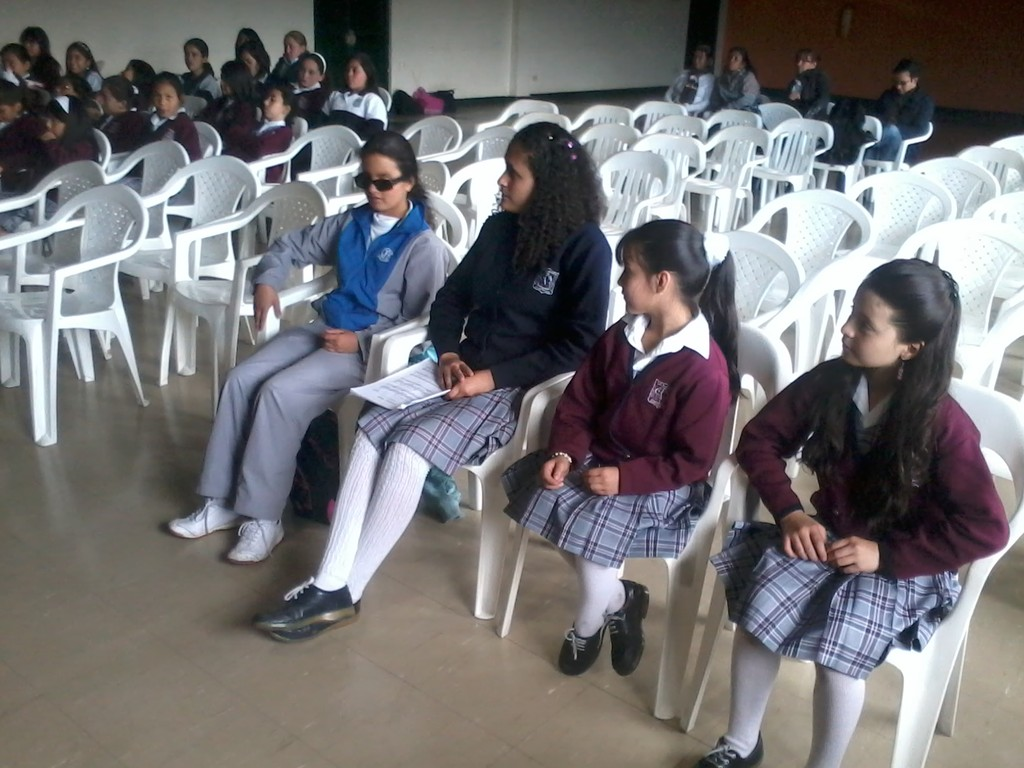 Ensayo 1 de Junio de 2012 Colegio la Merced I.E.D.