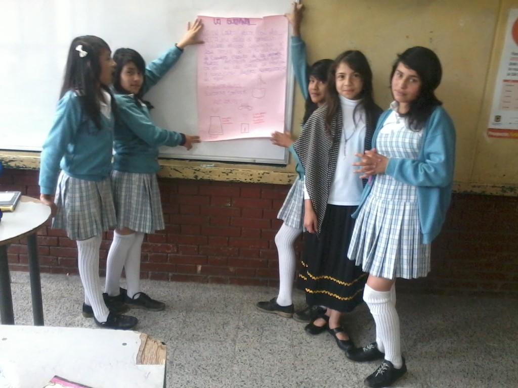 Exposiciones: Apreciación musical en Colombia (2012) grados sextos J.T.