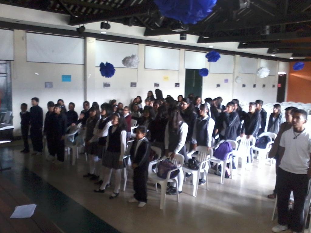 Jornada Pedagógica Mayo 4 de 2012 Colegio La Merced I.E.D.