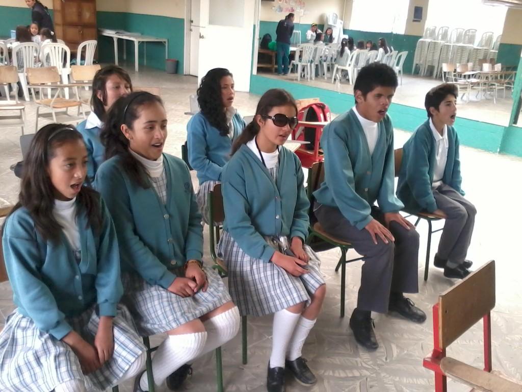 """Ensayo 28 de Mayo de 2012 Sede """"D"""" J.F.R."""