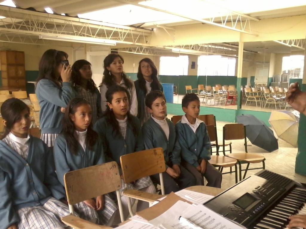 """Ensayo Marzo 26 2012 Sede """"D"""" J.F.R."""