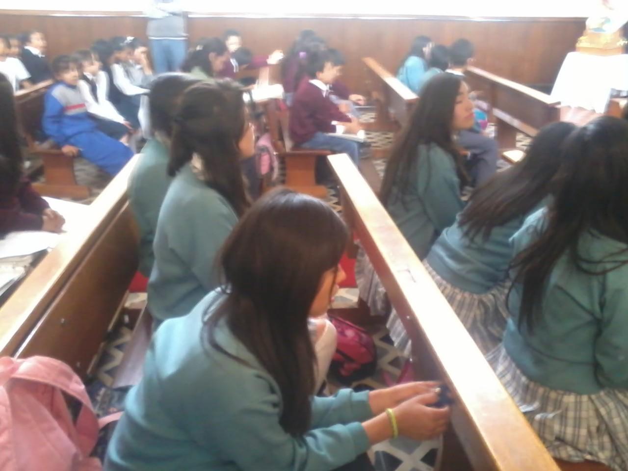 Ensayo 28 de Mayo de 2013 Colegio la MARCED I.E.D.