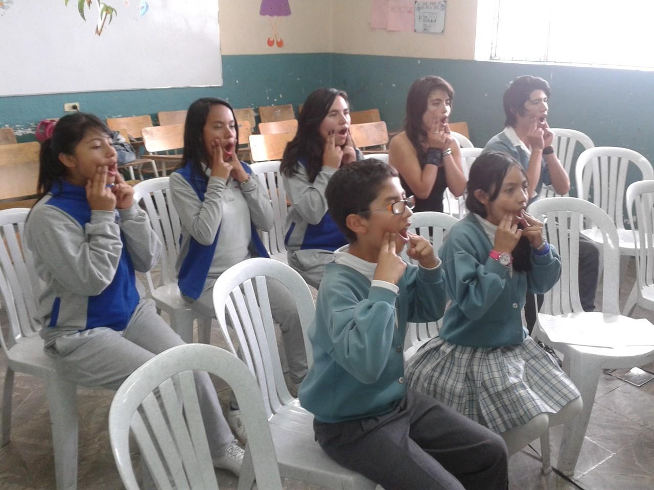 """Ensayo 17 de Julio de 2013 I.E.D. J.F.R. Sede """"D"""" Carlos Alban Olguín"""