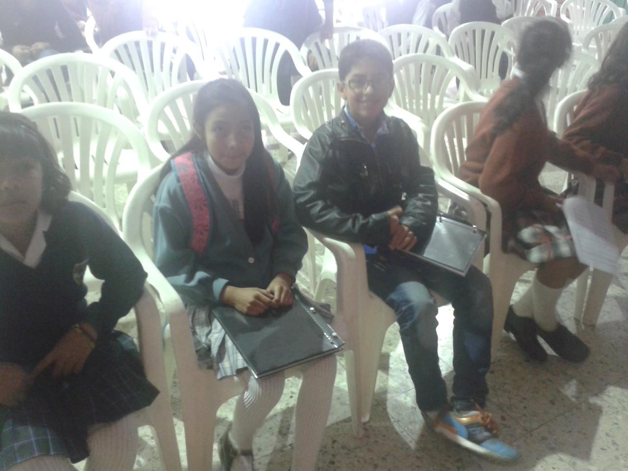 Ensayo ¡Canta Bogotá Canta! Noviembre 25 de 2013