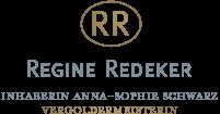 logo regine redeker website
