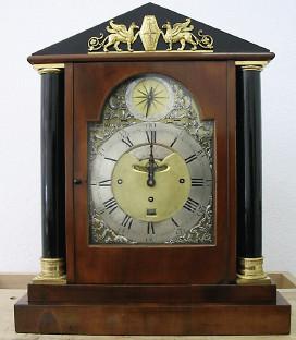 Endzustand | nach ganzheitlicher  Reinigung des Uhrgehäuses