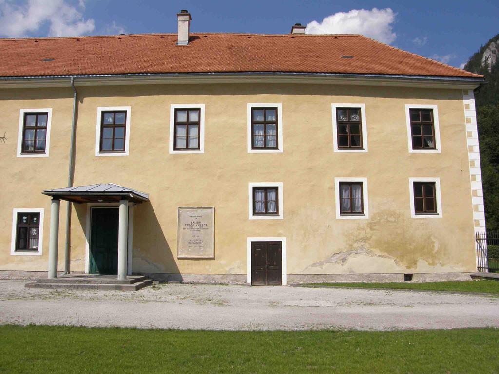 Jadgmuseum von Kaiser Franz Josef I. und Barbara´s ehemaliger Arbeitsplatz während dem Studium.