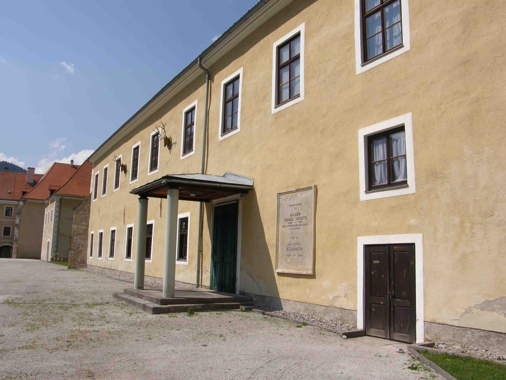 Jagdmuseum in Neuberg an der Mürz
