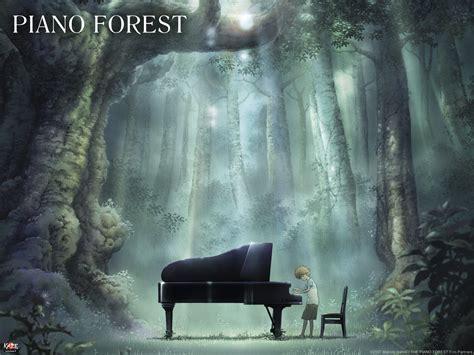 Chaque jour, Kaï Ichinose joue et apprend le piano par lui-même dans l'univers magique de la forêt...