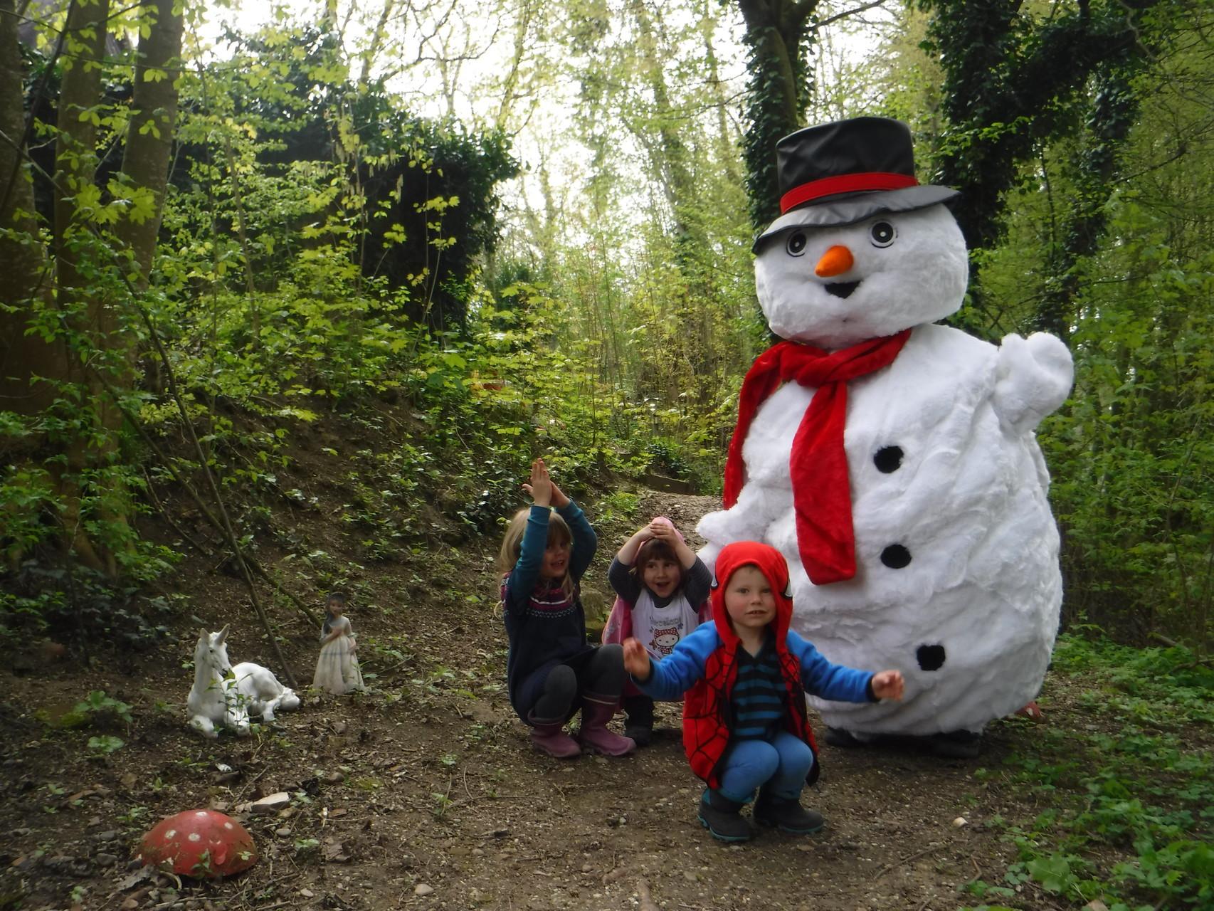 Schneeflöckchen-darf auf den Weihnachtsmärkten nicht fehlen