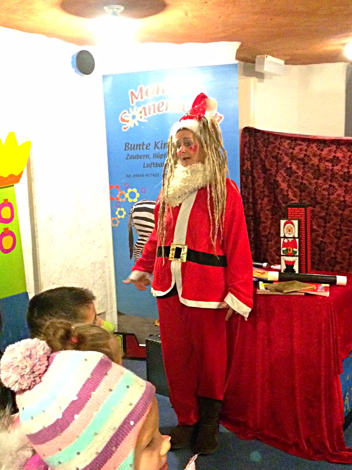 ...und wie sieht denn eigentlich der Nikolaus aus?