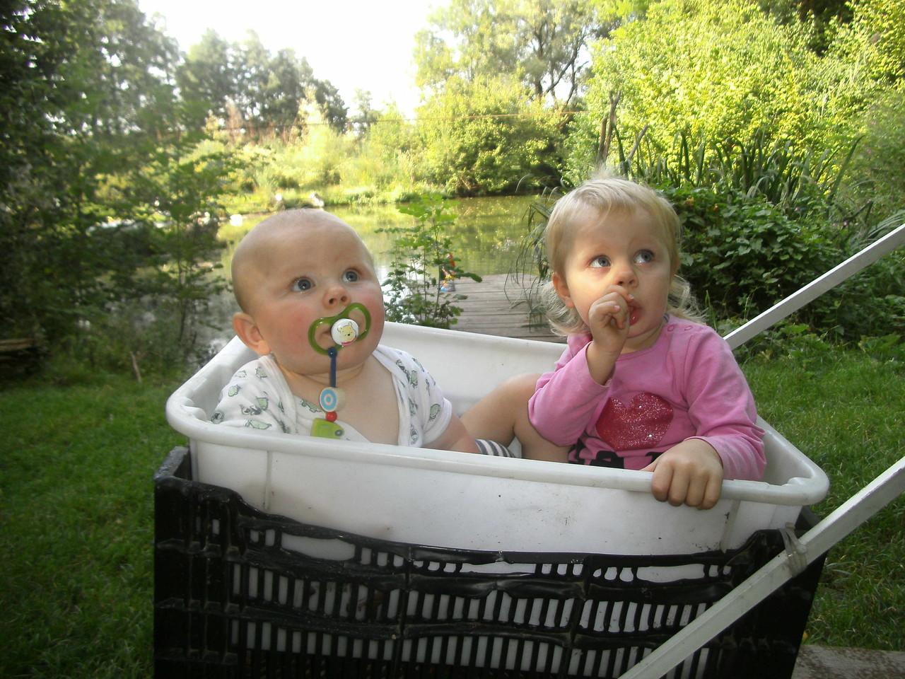 Melina und Pluppi