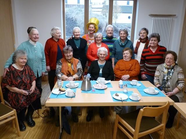 Danke an die Damen aus Mühlhausen & Maria!
