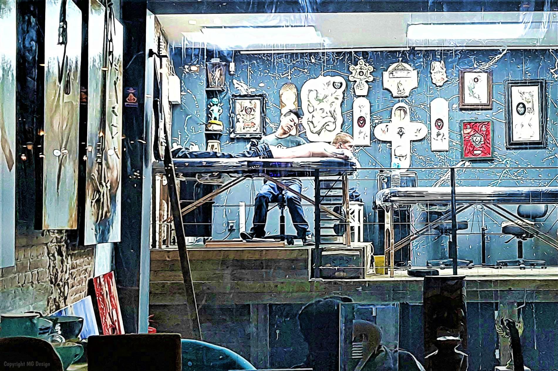 Tattoo Artist Amsterdam