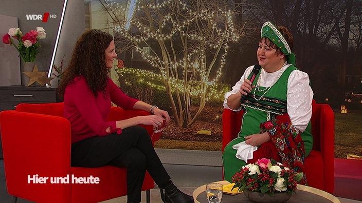Deutsch-russischer Frauenchor Rjabinuschka | Hier und heute | 07.12.2017 | 09:02 Min. | Verfügbar bis 07.12.2018 | WDR