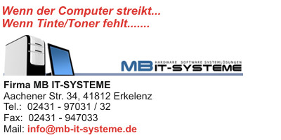 MB IT-Systeme, Erkelenz