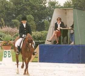 UDINE LOLA KIWI Maxime championnats de France 1996