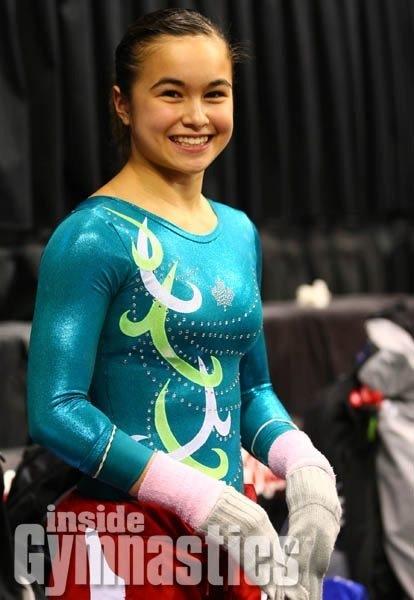 Victoria Woo (membre de l'équipe nationale du Canada)