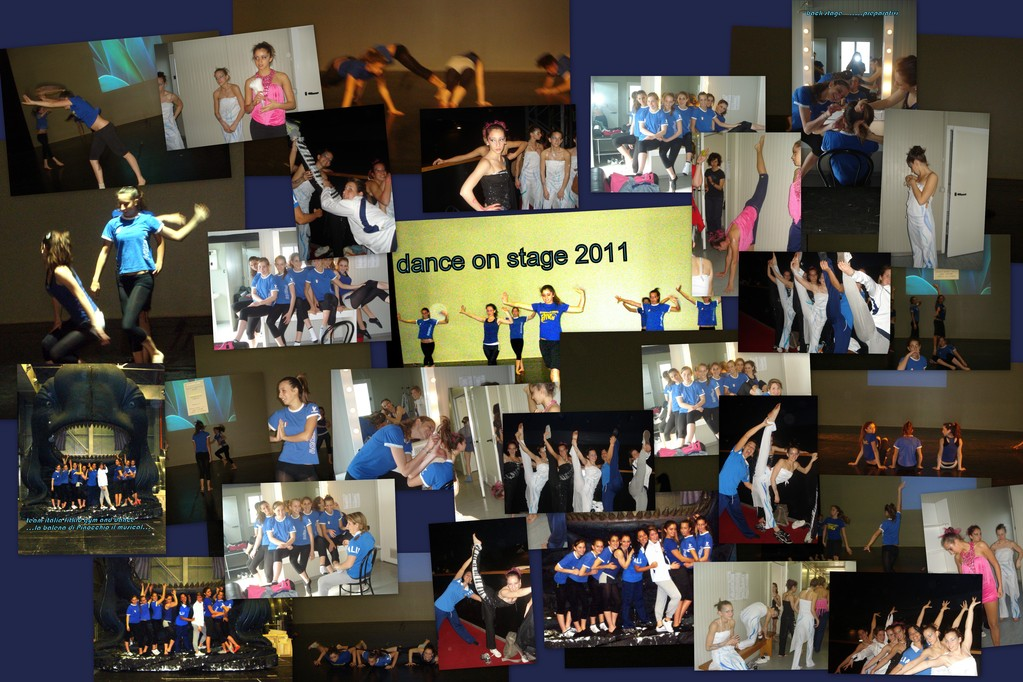 DANCE ON STAGE 2011