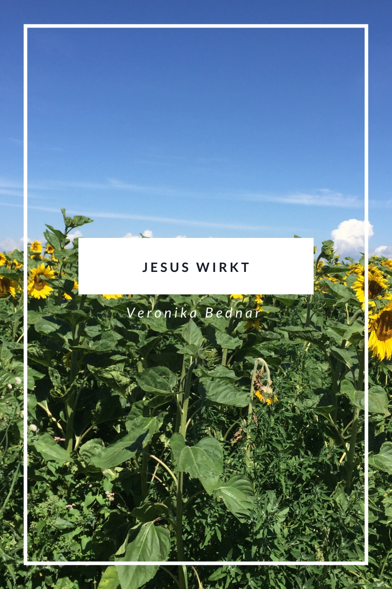 Jesus wirkt