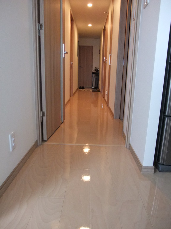 施工後/玄関廊下