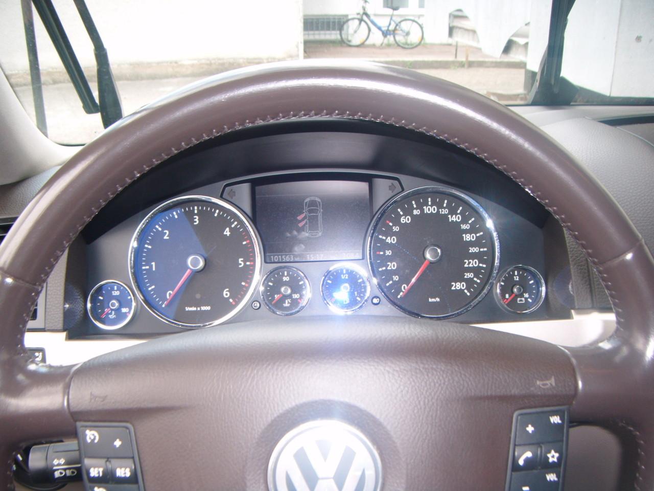 Lenkrad Restauration VW   (Nachher)