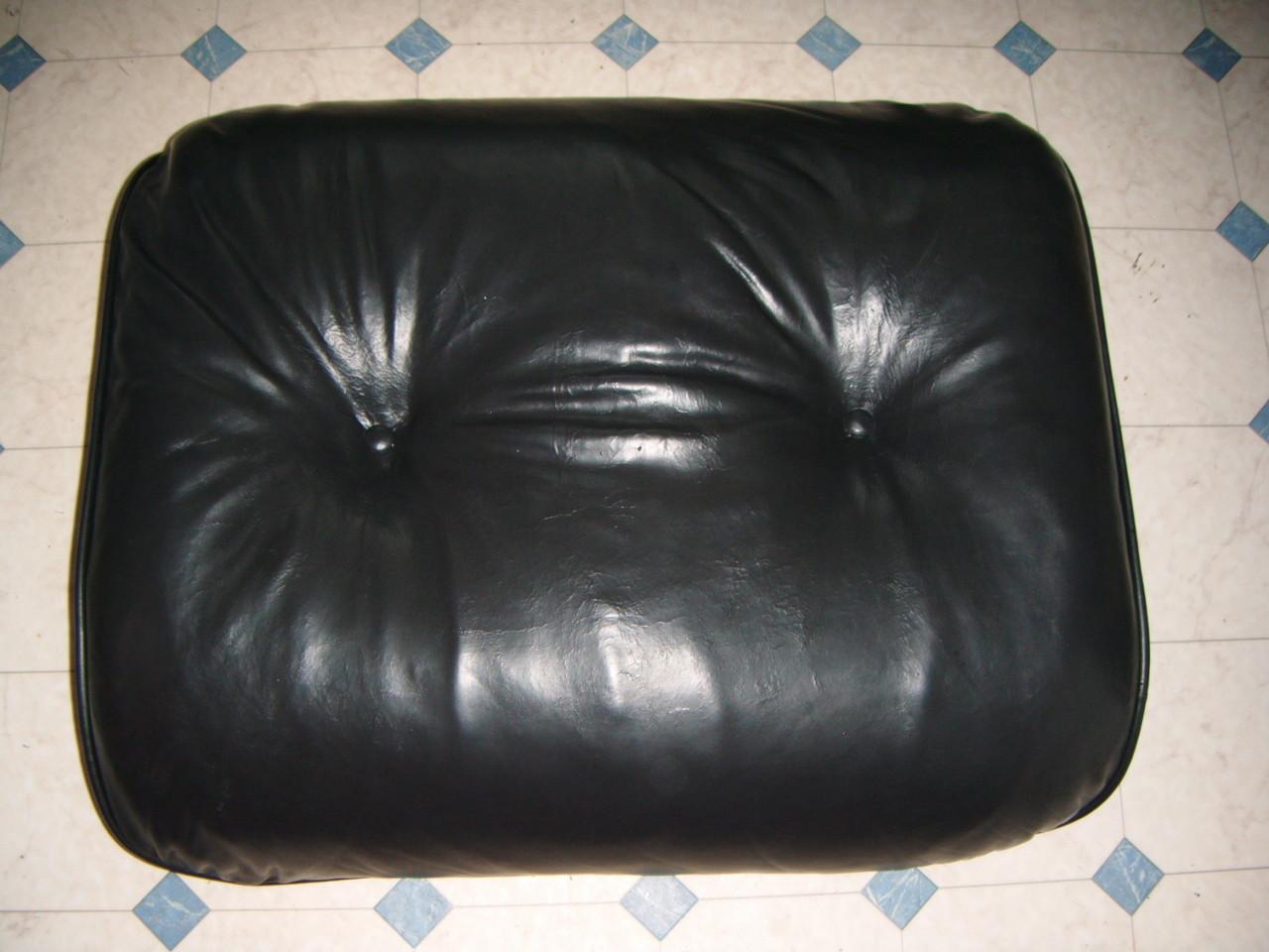 Eames Lounge Chair Restauration (Nachher)