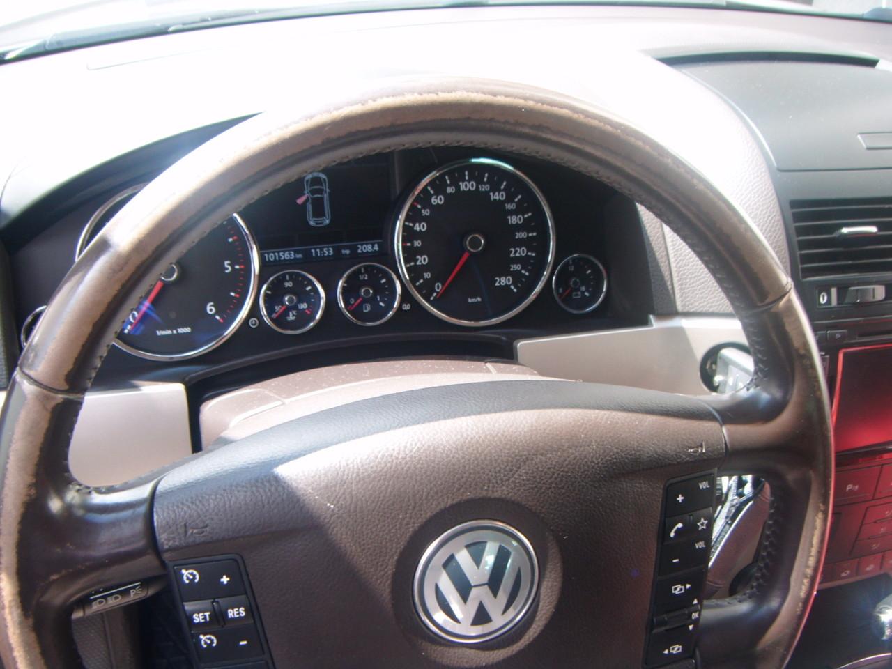 Lenkrad Restauration VW  (Vorher)