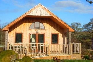 Driftwood Travelling Villa Irland