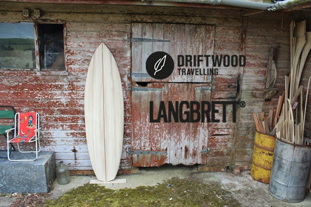 Surfboard Workshop presented by LANGBRETT und Driftwood Travelling
