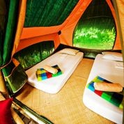 Eco-Tents in Costa Rica