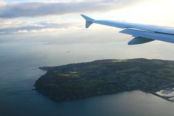 Anreise Dublin