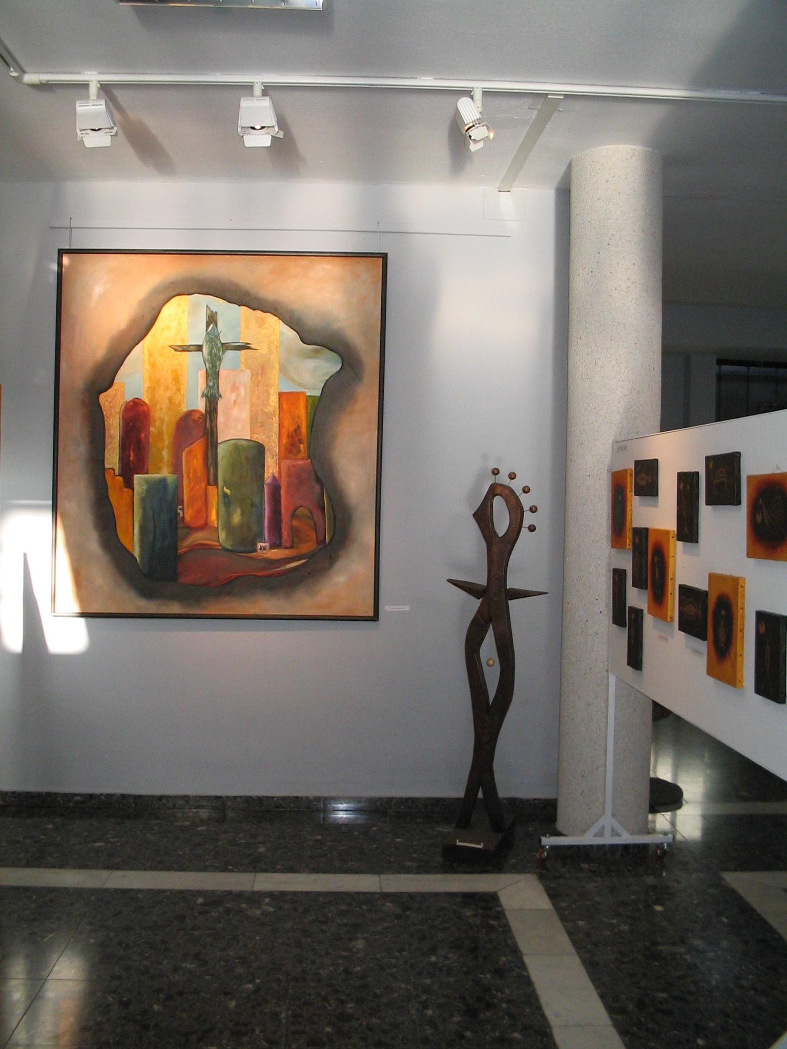 Teneriffa 2005 - Centro Cultural Los Christianos