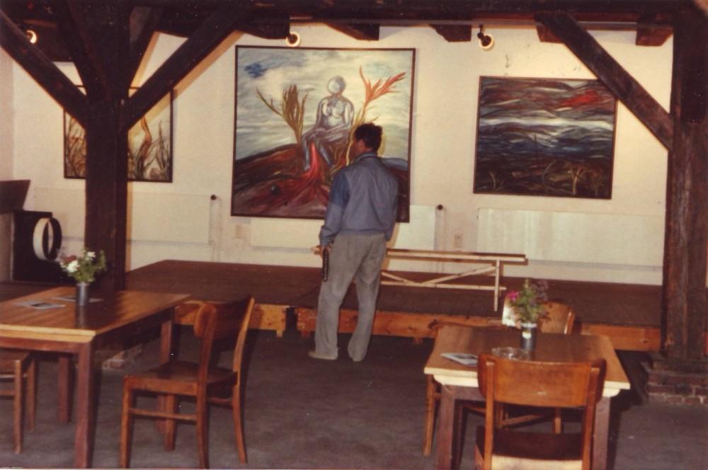 Husum 1989 - Speicher