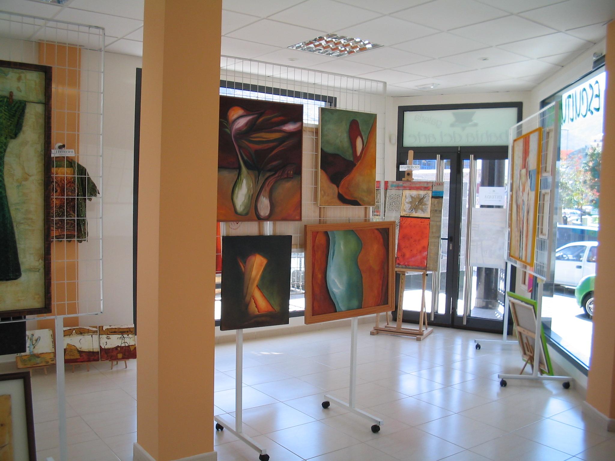 Teneriffa 2005 - Adeje Galeria Bahia del Arte