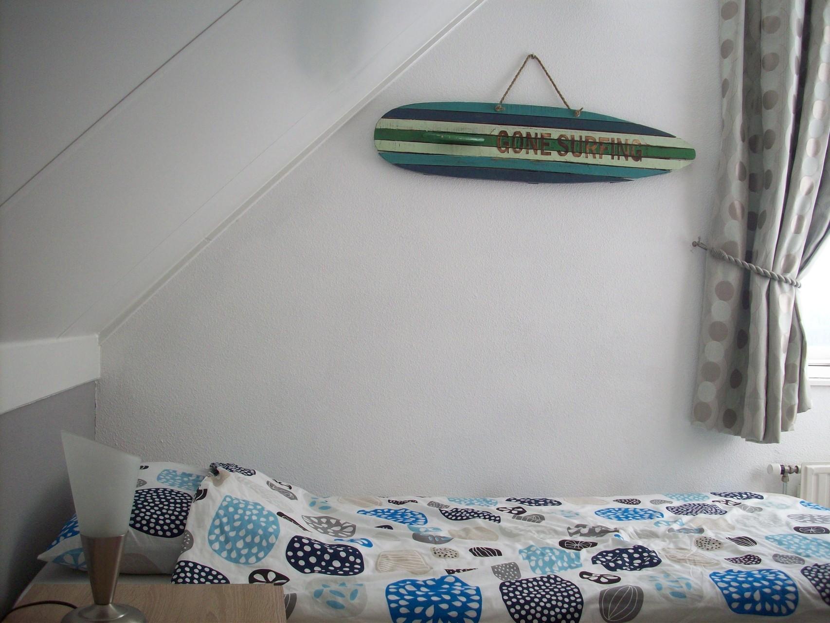 3. Schlafzimmer mit Einzelbetten