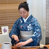 Souheki Mori, A Tea Master