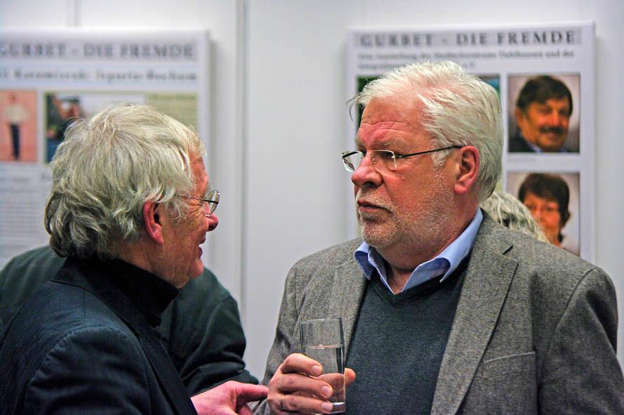 Gespräch mit Anton Schlösser