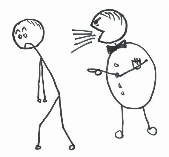 Zeichnung Jürg Friederich