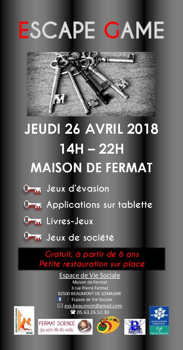 Les Vacances Du0027Avril 2018