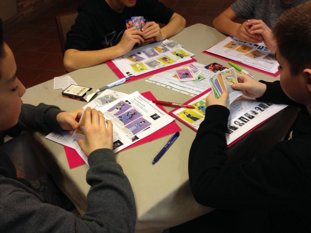 Un jeu de cartes autour des femmes scientifiques de LuanaGames // Fermat Science est partenaire