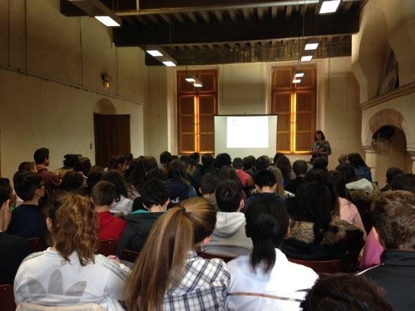 Conférence d'Anne Boyé sur Sophie Germain