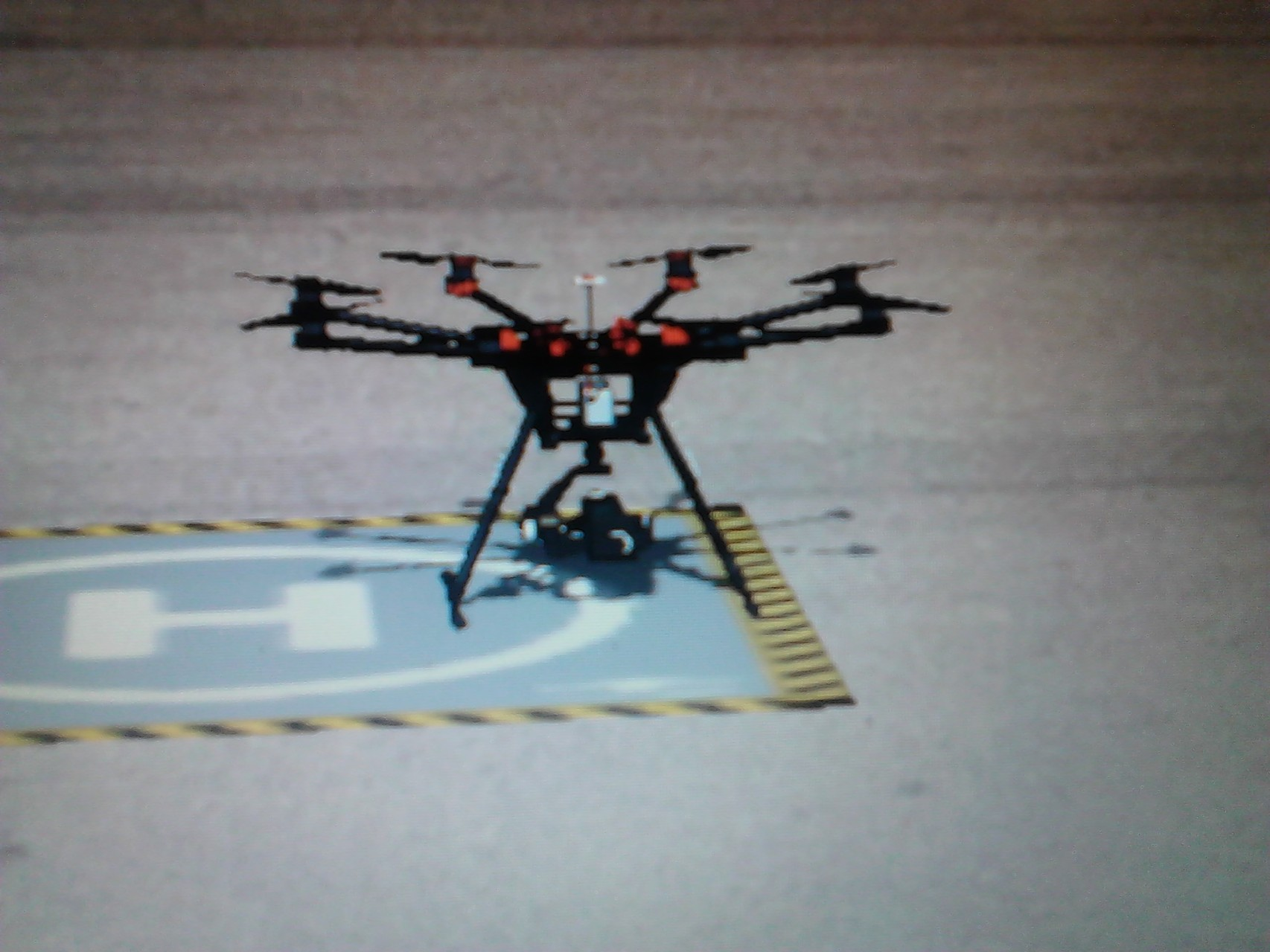 Schulung  Hexacopter ,  Race Quadrocopter