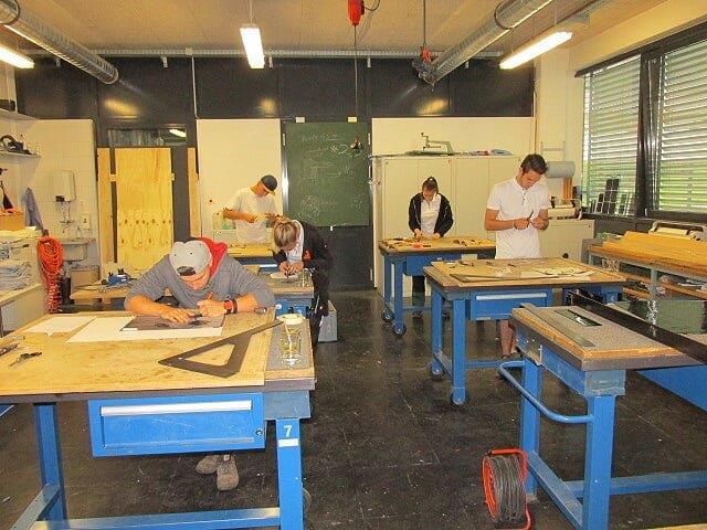 Lehrlinge aus ganz Österreich stellten sich dem Wettbewerb