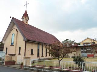 西戸崎キリスト教会